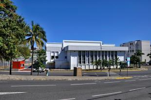 salle omnisports de l'Anse Vata