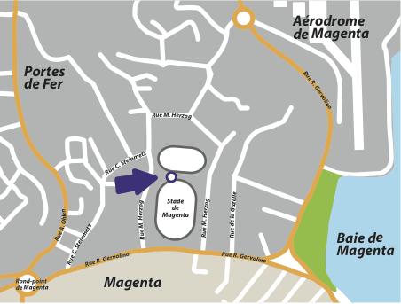 Centre Médico-Sportif - adresse