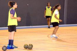 Le pôle espoirs handball