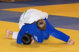 Le pôle espoirs judo