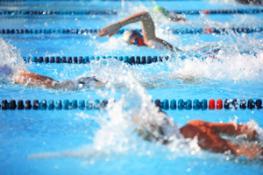Le pôle espoirs natation