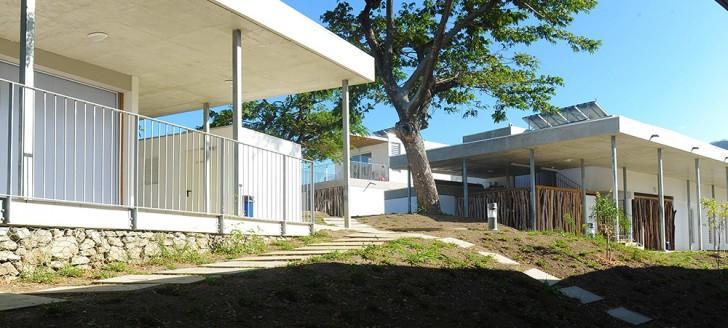 Le Centre international sport et expertise (CISE) de Koutio a été ouvert en 2014 © Patrick Chalas.