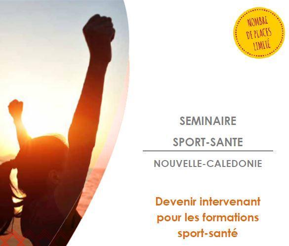 Séminaire Sport Santé NC 2019